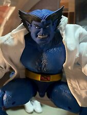 marvel legends custom Animated Series Beast heads