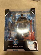 "McFarlane DC Multiverse Death Metal Batman""Action Figure IN HAND READY TO SHIP"