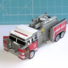 Transformers Stealth Force INFERNO Hunt for the Decepticons Battle Vehicle
