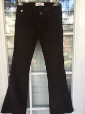 NEW ABERCROMBIE Girl's Brown Stretch Corduroy Pants SZ 10 $49.50
