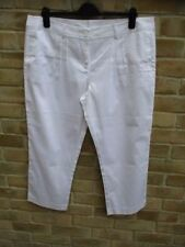 New Look Cotton Capri, Cropped Trousers for Women