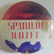 "SPANDAU BALLET Vtg early 80`s  Button Pin Badge(25mm-1"")  New romantic #SB111"