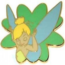 Disney Pin: WDW Cast Lanyard Series 2 - Tinker Bell's Daisies #3