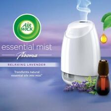 Airwick Essential Mist Automatic Fragrance Mist Diffuser Kit Lavender Refill