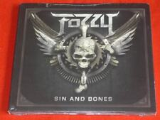 Sin And Bones by Fozzy CD