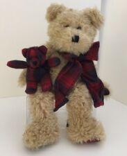 Vintage Boyds Bears & Friends - J.B. Bean - Putnam with Kent - movable joints
