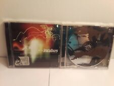 Lot of 2 Incubus CDs: Make Yourself, Drive Promo Single