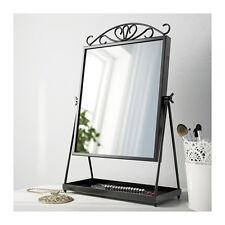 IKEA KARMSUND Bedroom Bathroom Vanity Table Wall Makeup Mirror w/ Jewellery Tray