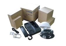New Maritime Isatphone Pro Docking Station With Active Antenna &10M cable