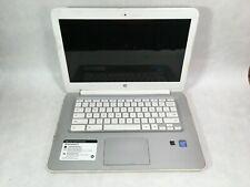 "HP 14-q010dx 14"" Chromebook Intel Celeron 2955U 1.4GHz 2GB RAM -PARTS/REPAIR -RR"