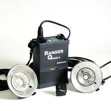 Elinchrom Ranger Quadra Set mit zwei Blitzköpfen und Koffer