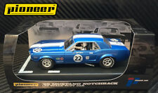 Pioneer Slot Car P010 1968 Ford Mustang Notchback