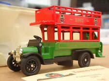 Oxford Diecast B80, NOËL 2002, AEC bus, 1:76