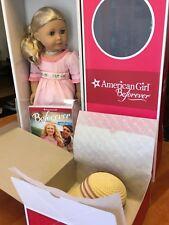 AMERICAN GIRL CAROLINE DOLL & ACCESSORIES - NEW IN BOX