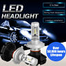 2X PHILIPS H4 320W LED Headlight Kit Bulbs 6500K 32000LM Bright Hi/Lo Lamp Light