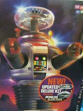 Lost In Space Robot B-9 1/6 Skill 3 Model Kit Deluxe Glass Dome , Mint Sealed