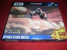 REVELL ® easykit 06672 1:120 Republic Attack Shuttle ™ NUOVO OVP
