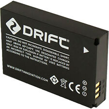 DRIFT HD GHOST-S NEW GENUINE BATTERY VIDEO ACTION CAMERA GHOST CAMCORDER 1080P S