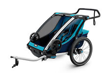 Thule Chariot Cross 2 - blue/poseidon Modell 2017 | Kinderanhänger | 10202003