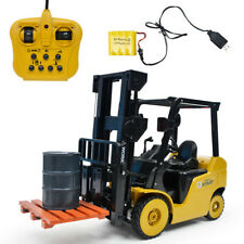 Remote Control Forklift Toy Large Rc Construction Toys Truck For Kids