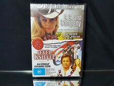 Double Feature C.C. and Company & Evil Knievel DVD Video NEW/Sealed