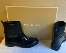 Michael Kors Blakeley Rain Boots New in Box Size 6