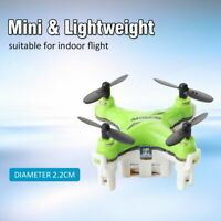 Mini Pocket Drone 4CH 6 Axis Gyro RC Micro Quadcopter with 3D Flip Headles FY804