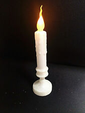 A BATTERIA Sfarfallio LED conici candele tea light 20cm Festa di Natale weddding