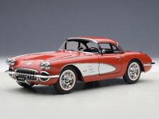 AUTOart Chevrolet Corvette 1958 Signet Red 1:18 71148