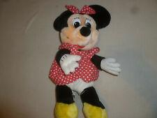New listing Disneyland Walt Plush Stuffed Animal Disney World Minnie Mouse Vintage 1970S Toy