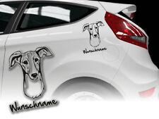 Aufkleber Polish Greyhound Chart Polski Polnischer Windhund H333 Wunschname