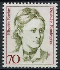Allemagne de l'Ouest 1986-94 SG # 2155A, 70pf célèbre Femmes définitif neuf sans charnière #D 157