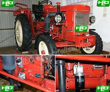 Ölfilterumbausatz Traktor Renault Super 3 D MWM Motor A KD112 Z A KD311Z D322.2