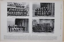 1896 BOER WAR ERA HMS TRAFALGAR FORECASTLE MEN FOOTBALL FORETOP ROYAL MARINES