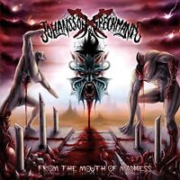 JOHANSSON & SPECKMANN - FROM THE MOUTH OF MADNESS   CD NEUF