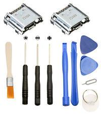 2 x Micro USB Charging Port + Tools for Samsung Galaxy Tab 3 Kids SM-T2105 T2105