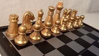 Schach, Magnetisches Schachspiel Schachbrett 13 x 13 cm