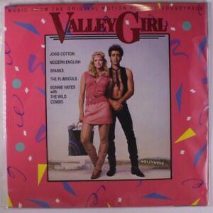 V/A Valley Girl Original Soundtrack 2x LP NEW VINYL WK Psychedelic Furs Modern