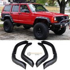 90-01 Jeep Cherokee XJ Sport Utility Pocket Rivet Style Fender Flares 6pcs/Set
