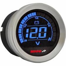 "Koso North America Volt Meter Hd 2"" Chrome 2212-0603 BA050300 48-2364"