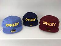 OAKLEY NEW ERA 59FIFTY HAT NEW ASSORTED COLORS