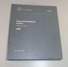 Werkstatthandbuch Diagnose Mercedes G-Modell W463 ab 1996