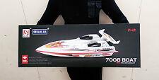 "Rtr 28"" Syma rc radio control electric bleu 7008 Streak racing fast speed boat"