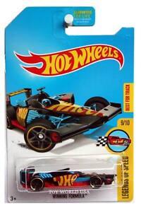 2017 Hot Wheels Treasure Hunt #09/10 Legends of Speed Winning Formula