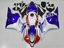 Fit for CBR600RR 2009-2012 Blue White Red ABS Injection Bodywork Fairing Kit