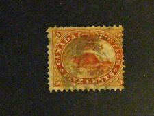 Canada #15 used short perf a198.9218