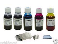 5x100ml Refill ink for Canon PGI-5 CLI-8 PIXMA MP970 iP4200 iP4300 iP4500 iP5200