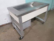 """Servolift Eastern"" H.D. Commercial Refrigerated Rolling Display Merchandiser"