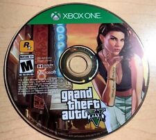 Grand Theft Auto V (Microsoft Xbox One, 2014) DISC ONLY #WALL
