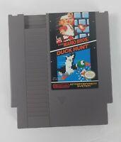 Super Mario Bros./Duck Hunt Nintendo Entertainment System NES Tested Working